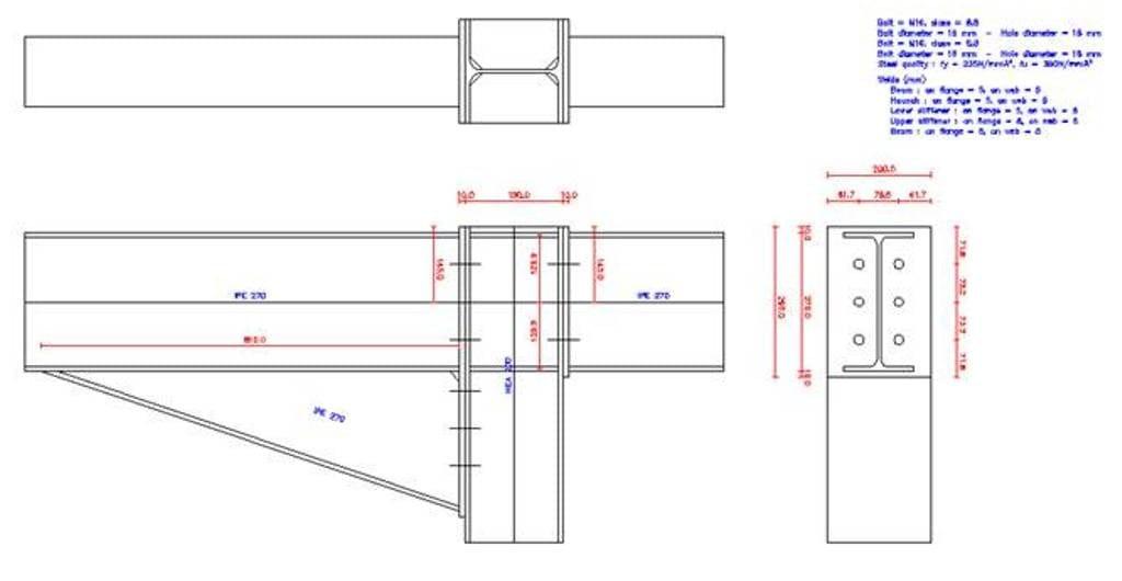 powerconnect calcul de structure m tallique by cspfea. Black Bedroom Furniture Sets. Home Design Ideas