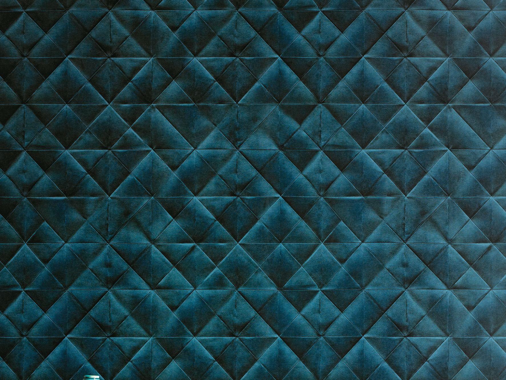 Papier peint en tissu non tiss mis en plis by litis - Papier elitis ...