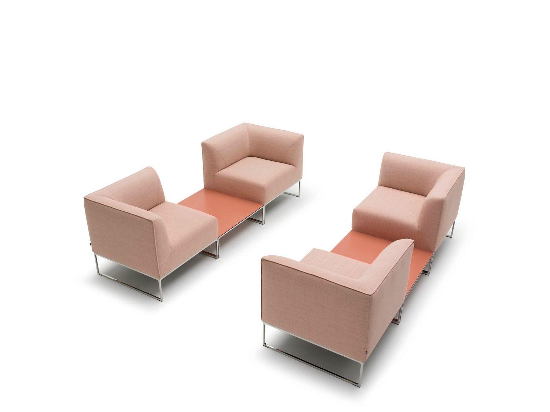 mell quadratischer couchtisch by cor sitzm bel helmut l bke design jehs laub. Black Bedroom Furniture Sets. Home Design Ideas