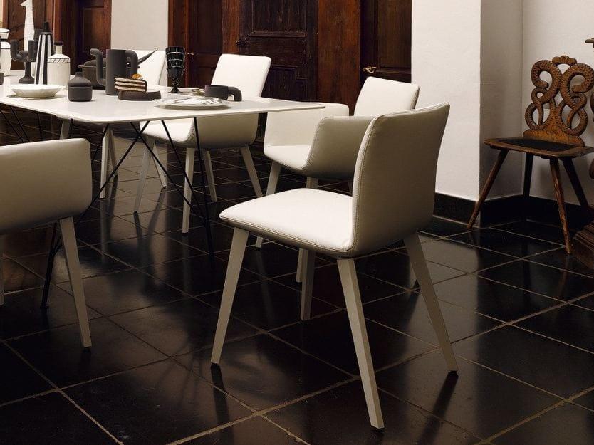 jalis stuhl by cor sitzm bel helmut l bke design jehs laub. Black Bedroom Furniture Sets. Home Design Ideas