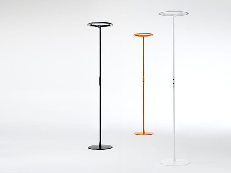 lampadaire led w 126 by w stberg design claesson. Black Bedroom Furniture Sets. Home Design Ideas
