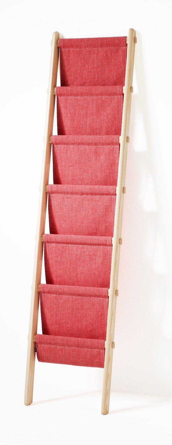 Revistero zapatero de madera maciza plisado by karl for Disenos de zapateros en madera