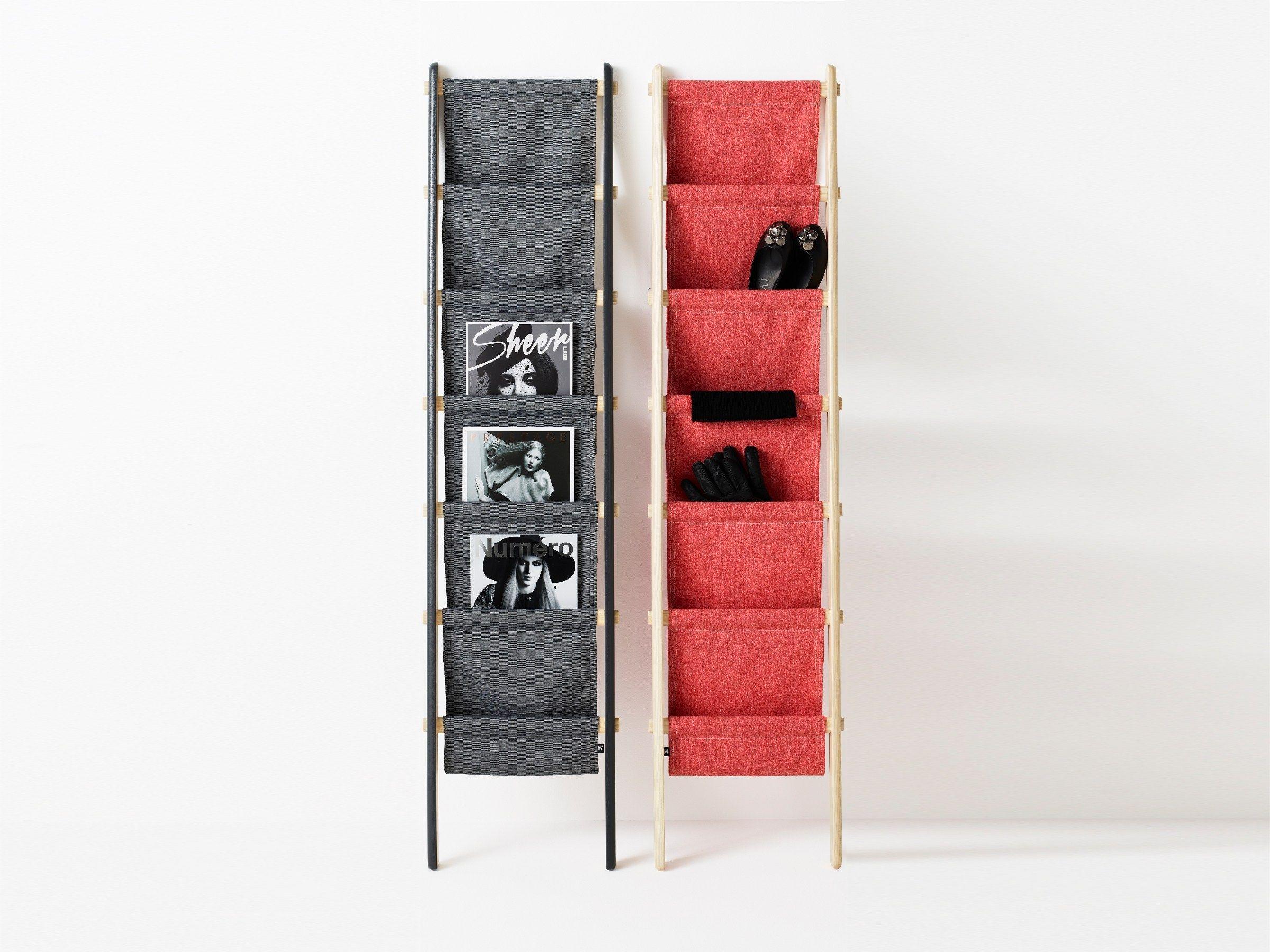 Design Zeitungsständer Holz ~   HOLZ PLISADO BY KARL ANDERSSON & SÖNER  DESIGN NOTE DESIGN STUDIO