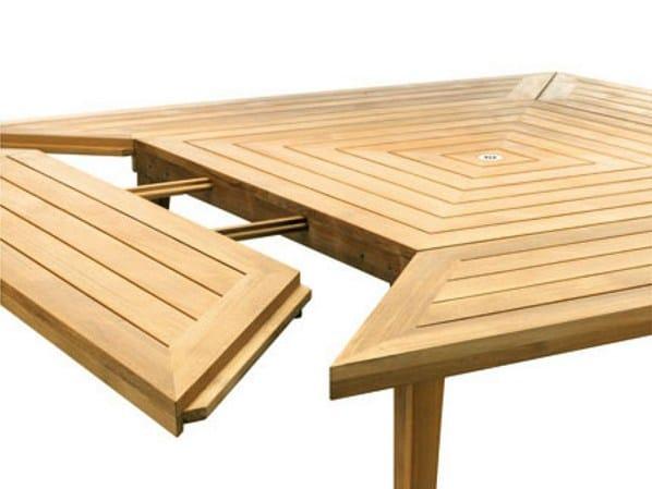 Gartentisch Quadratisch Ausziehbar Top Gartentisch Design With