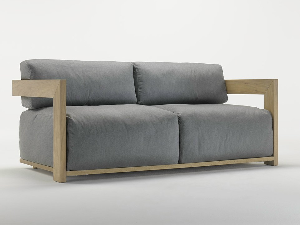 Claud gartensofa by meridiani design andrea parisio - Gartensofa design ...