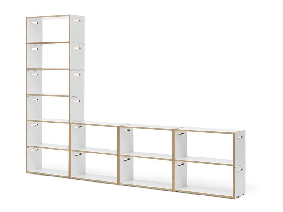 tag re sur pied modulable en mdf hochstapler by tojo. Black Bedroom Furniture Sets. Home Design Ideas