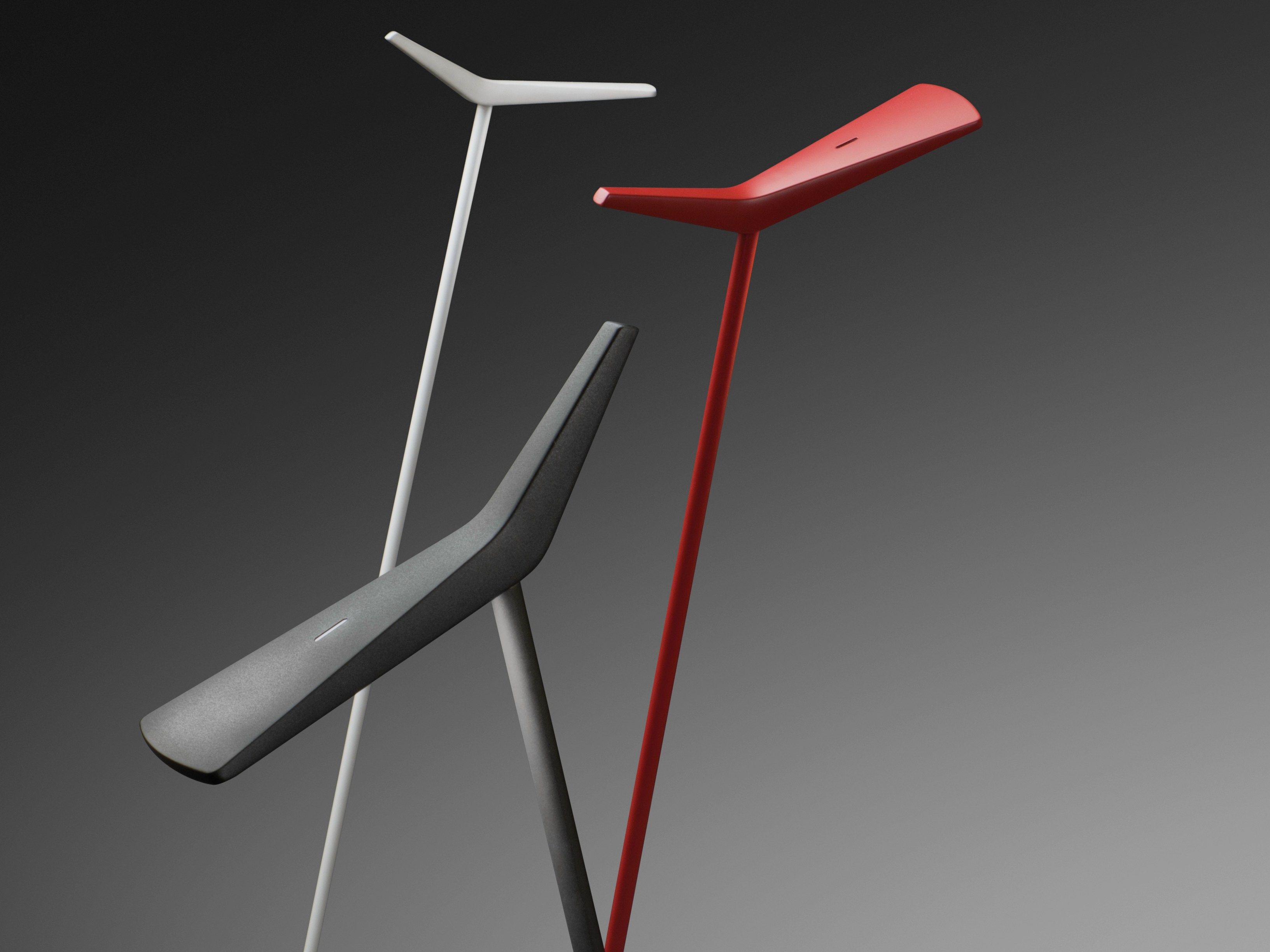 Lampada da lettura skan 0250 by vibia design lievore for Lampada da lettura