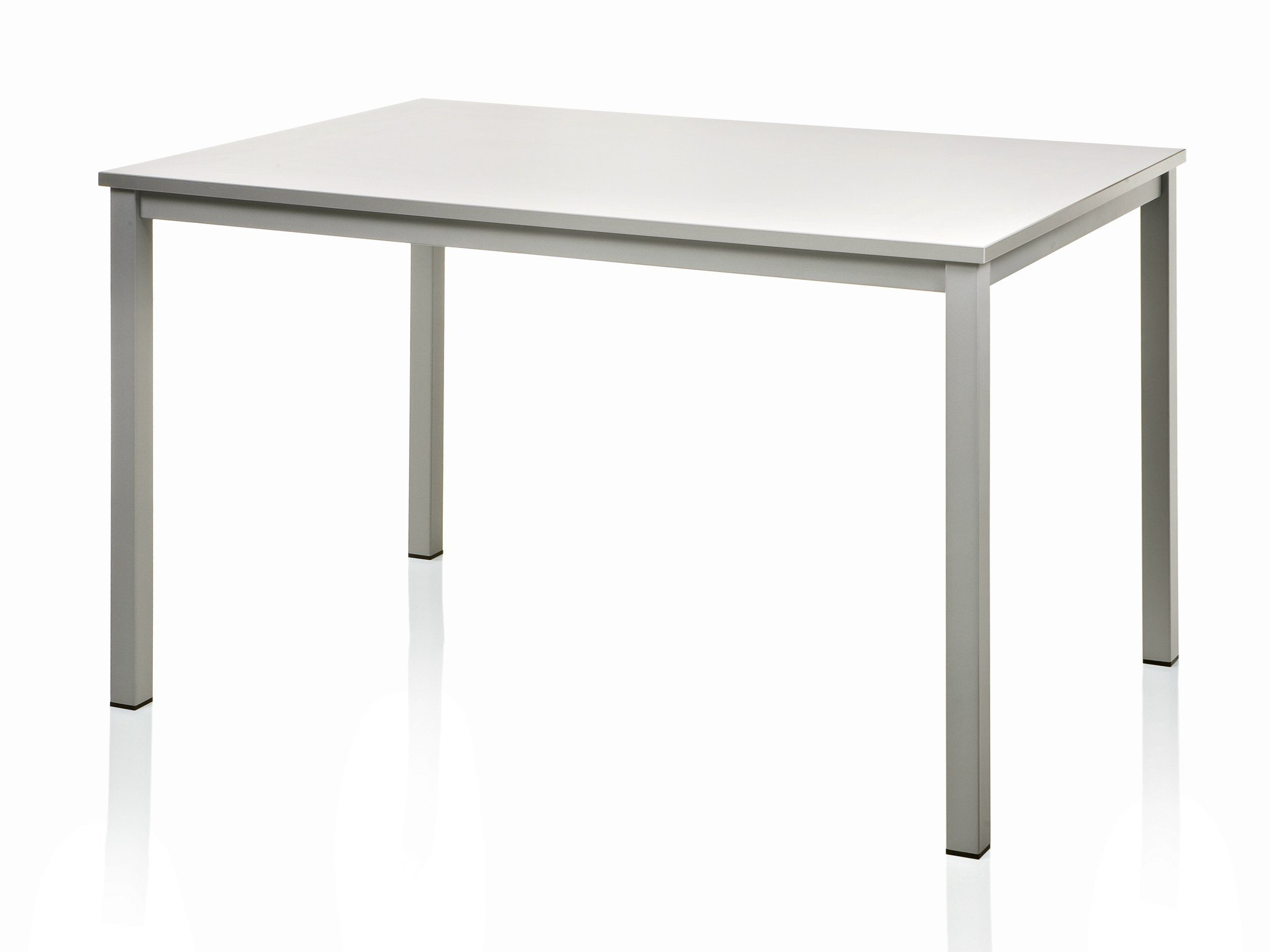 Rectangular Steel Table Metriko By Alma Design Design