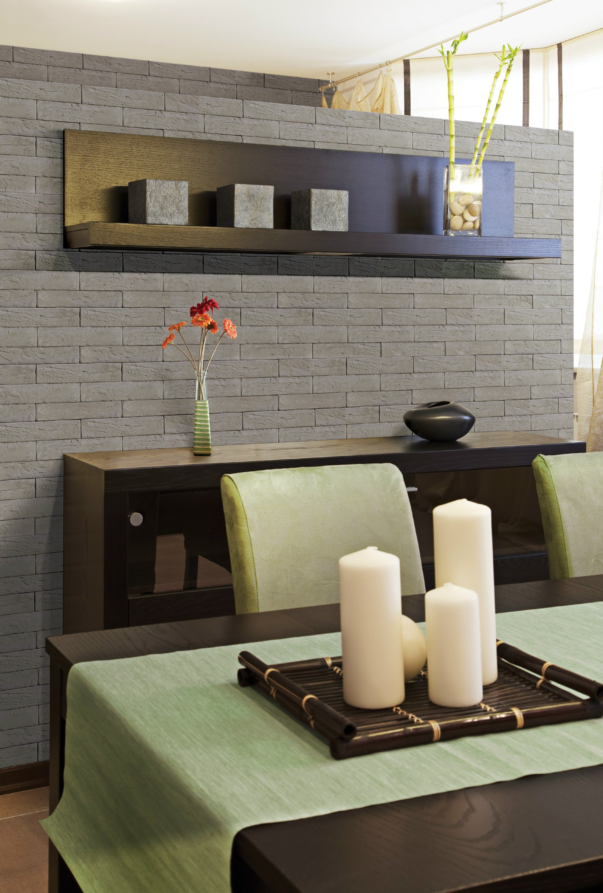 Revestimiento de pared suelo ecol gico de piedra for Revestimiento imitacion piedra interior