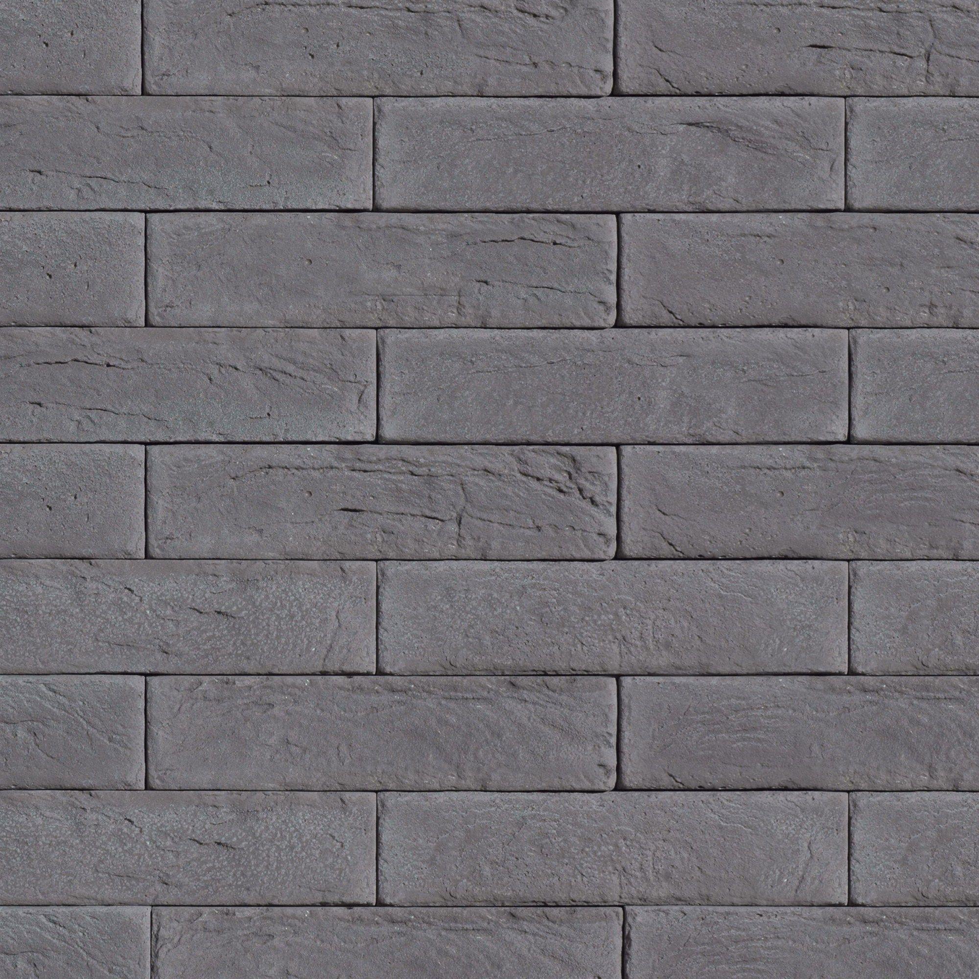Rev tement de sol mur cologique en pierre reconstitu e pour int rieur effet - Brique pour mur interieur ...