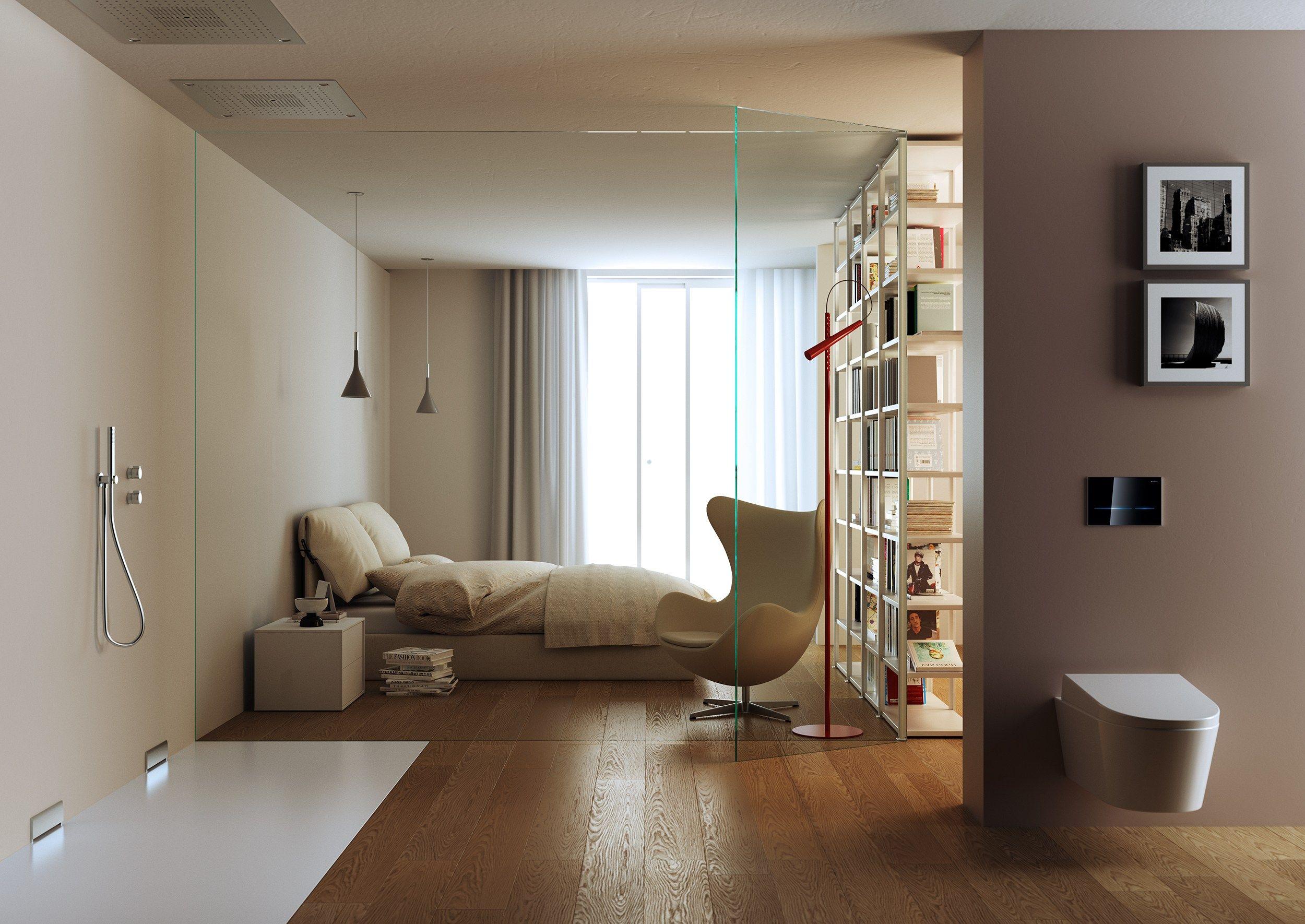 wall hung toilet with bidet aquaclean sela aquaclean. Black Bedroom Furniture Sets. Home Design Ideas
