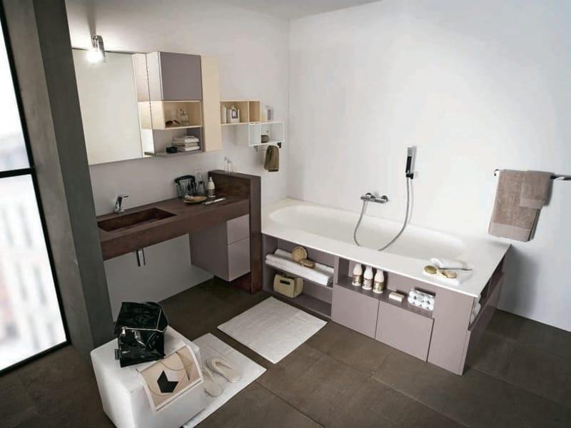Arredo bagno completo ab 910 by rab arredobagno for Arredo bagno completo