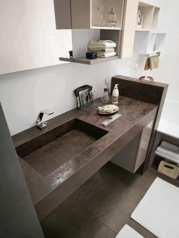 Arredo bagno completo ab 910 by rab arredobagno - Rab mobili bagno ...