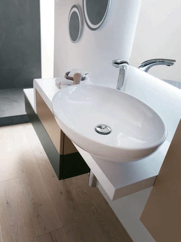 Arredo bagno completo ab 919 collezione programma corona - Rab arredo bagno ...