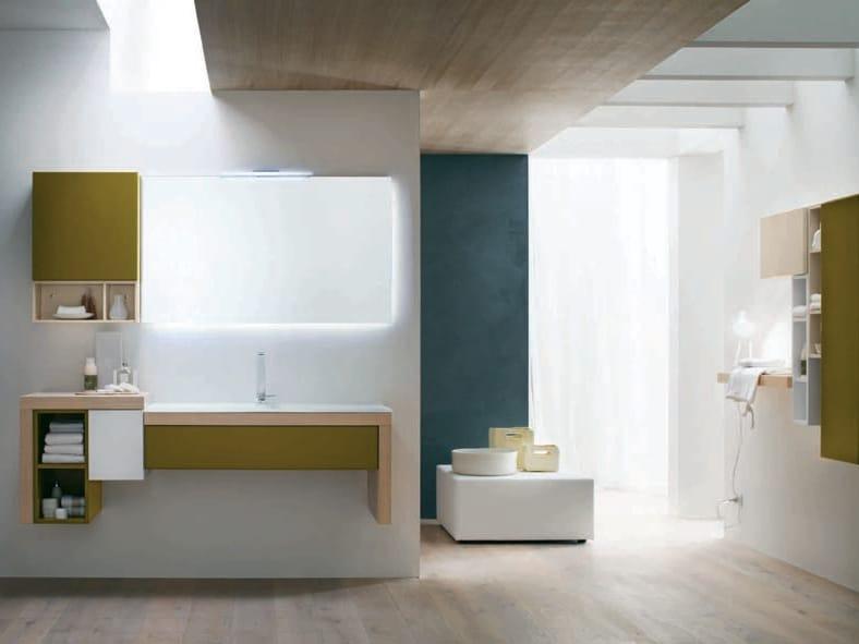 Arredo bagno completo ab 922 collezione programma corona - Arredo bagno completo ...