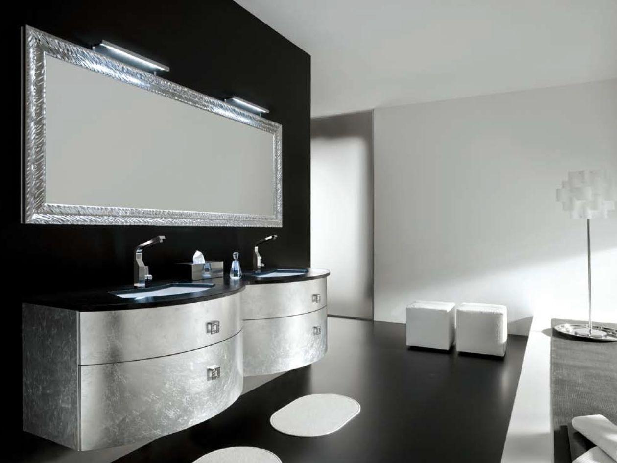 Arredo bagno completo boiserie in ceramica per bagno - Bagno completo offerte ...
