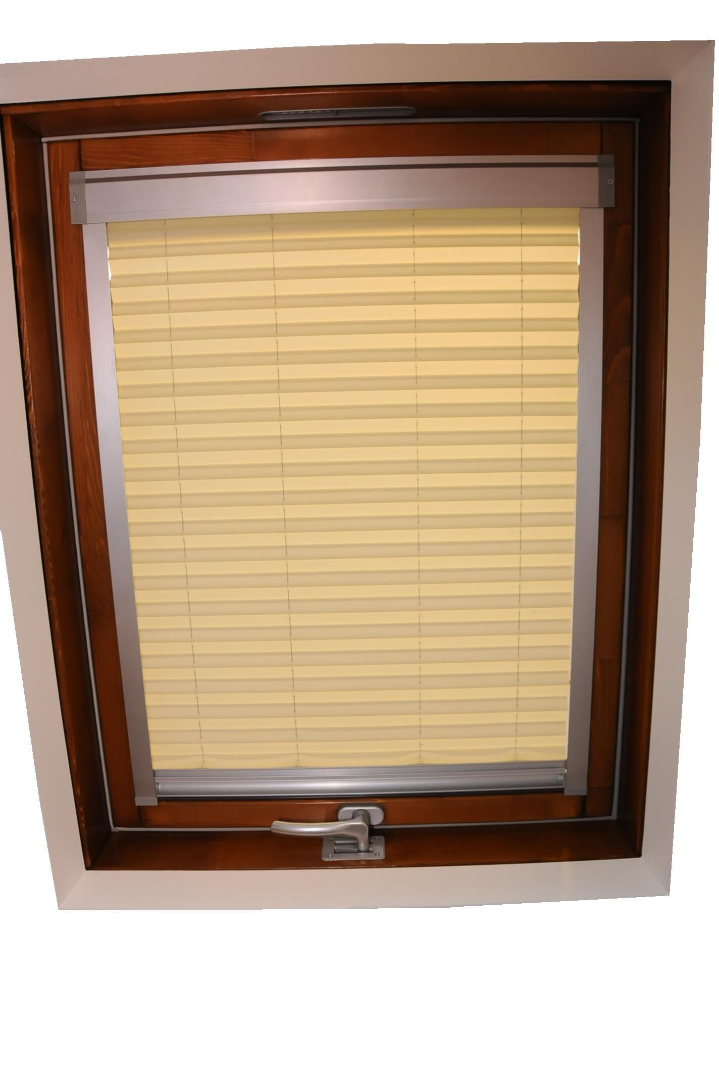Luxin tenda per finestre da tetto plissettata by luxin - Finestre da tetto prezzi ...