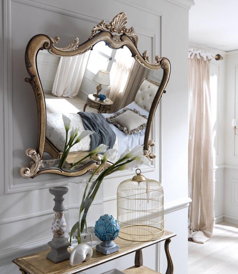 Specchio in stile classico a parete 3588 by grifoni silvano - Specchio a parete ...