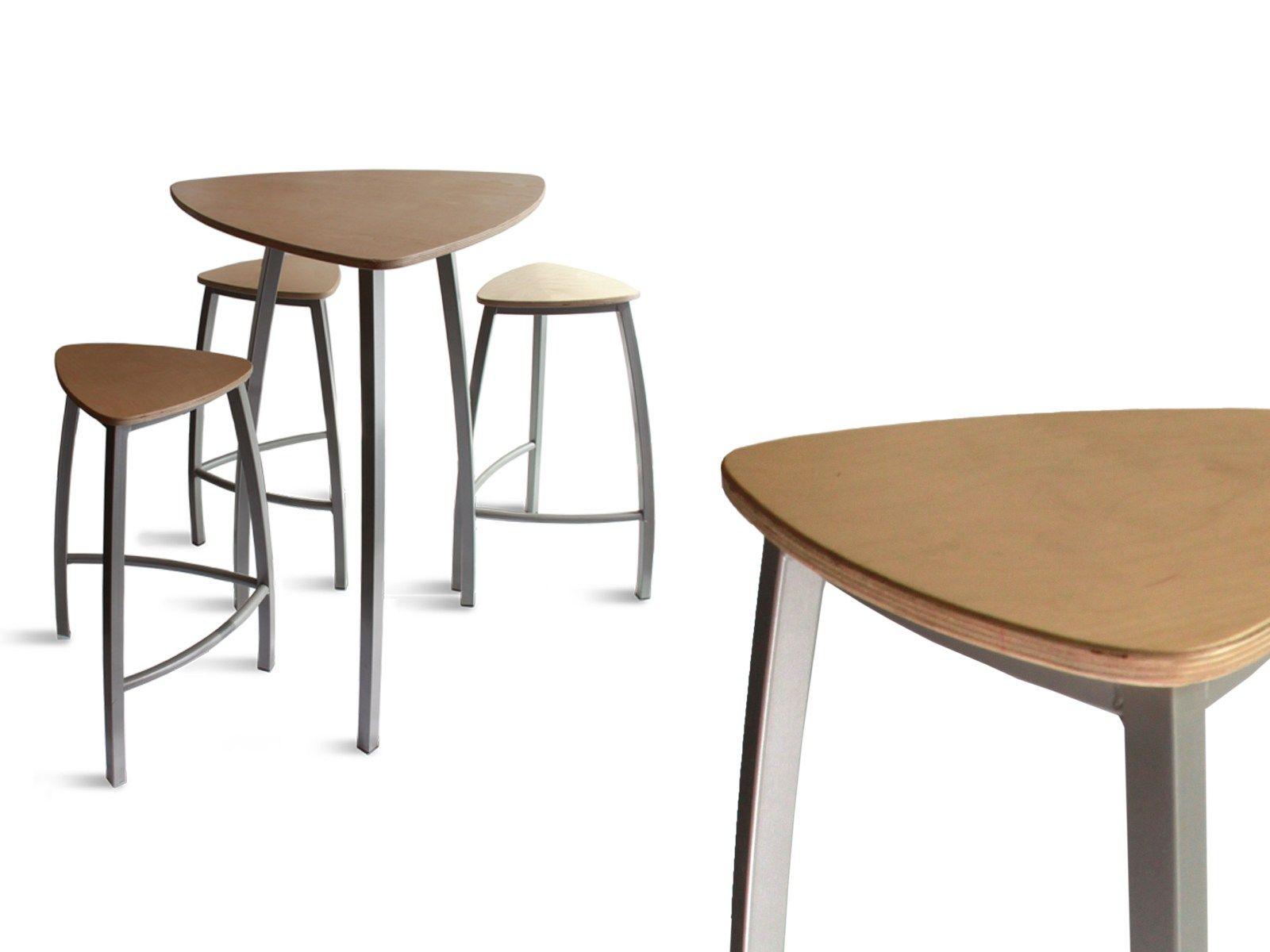 Sgabello Alto Con Poggiapiedi DELTA Sgabello Collection Maison #8B6A40 1600 1200 Ikea Tavoli Con Sedie