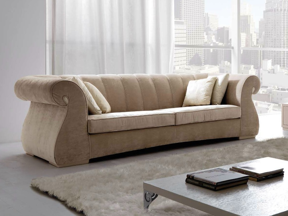3 Seater Fabric Sofa Odra By Cortezari