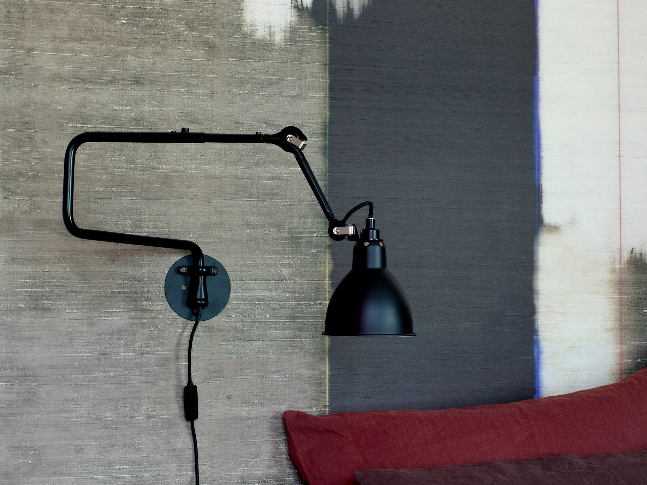 N? 303 Wall lamp by DCW editions design Bernard-Albin Gras