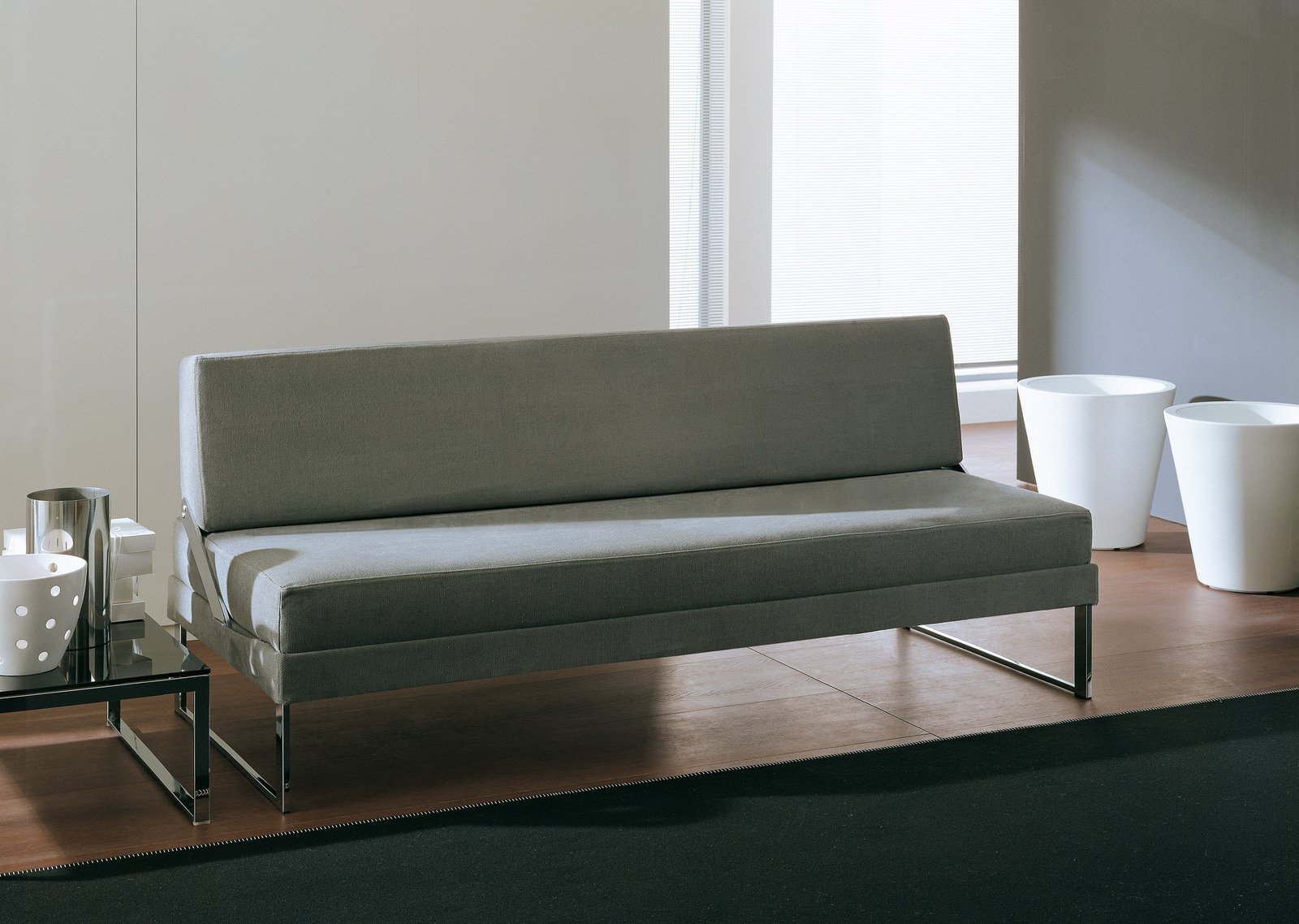 Convertible sofa bed let in 1 by bodema design c d for Sofa bed 4 in 1