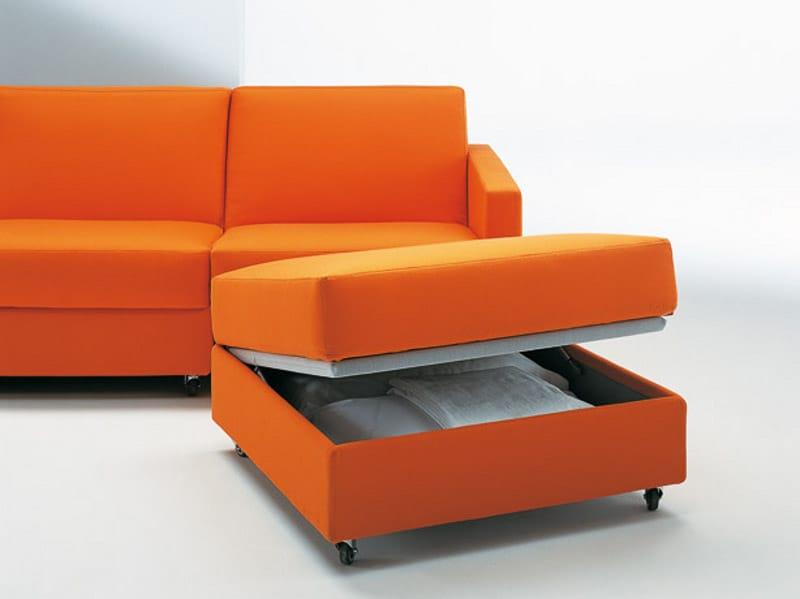 Maestro divano componibile by bodema design danilo bonfanti for Divano letto componibile