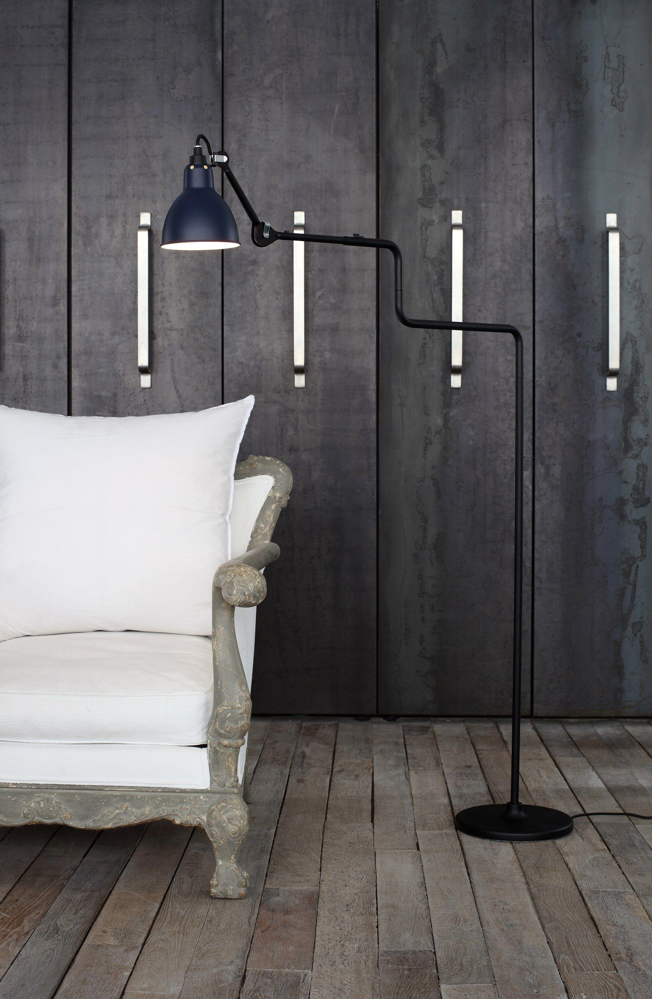 N 411 floor lamp by dcw ditions design bernard albin gras - Dcw edities ...