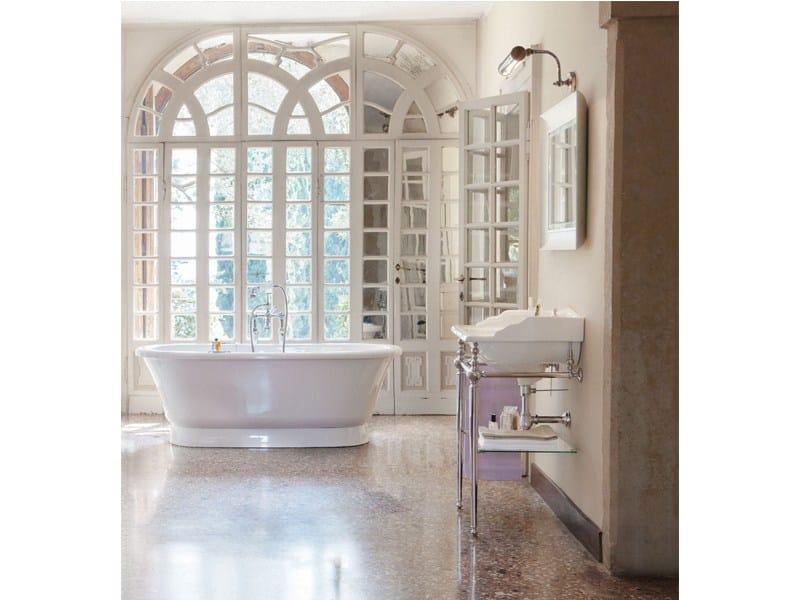 applique bagno in ottone park by gentry home, Disegni interni