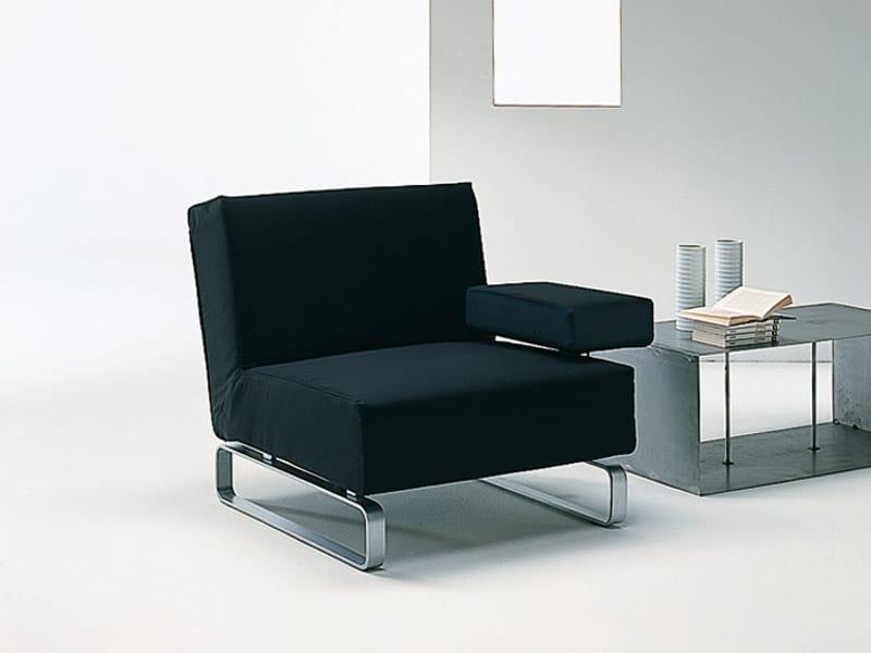 queen schlafsessel mit armlehnen by bodema design c d. Black Bedroom Furniture Sets. Home Design Ideas