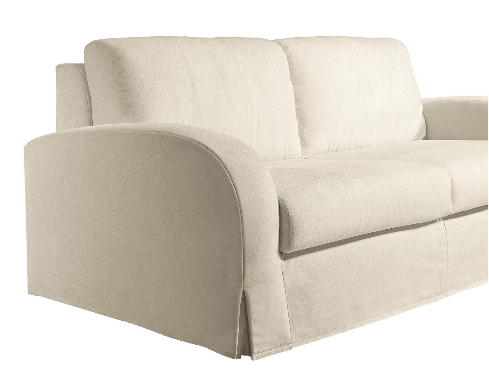 Sof cama 2 plazas de tela simply classic by bodema for Sofa cama de 2 plazas