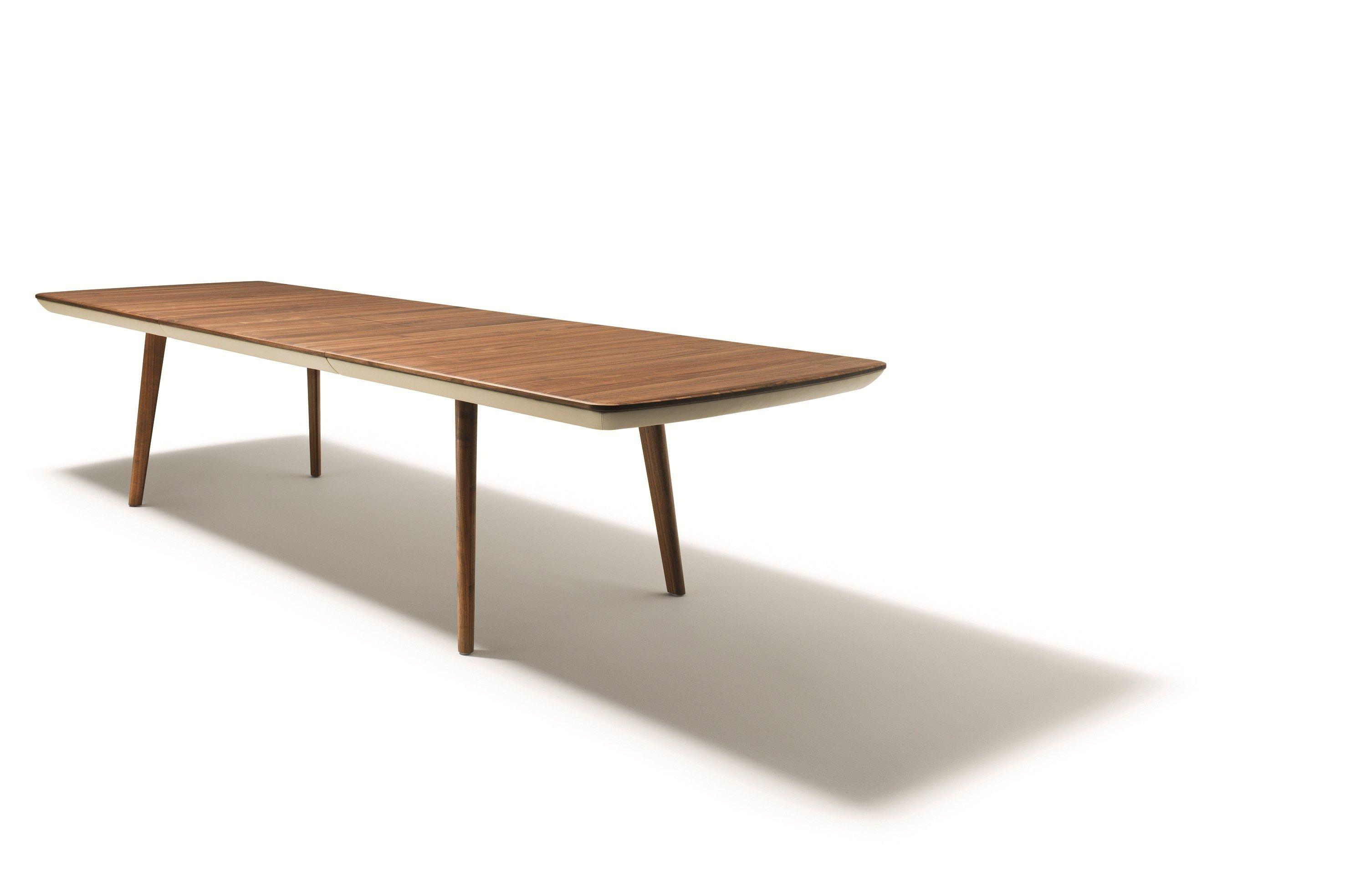 Flaye Table Extensible By Team 7 Nat Rlich Wohnen Design Jacob Strobel