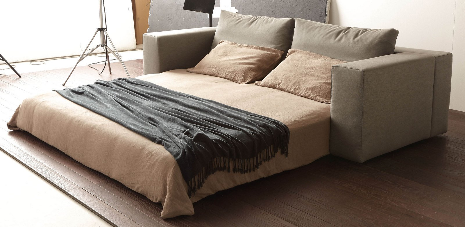 Sof cama 2 lugares pquadro by bodema - Sofas de 2 plazas ...