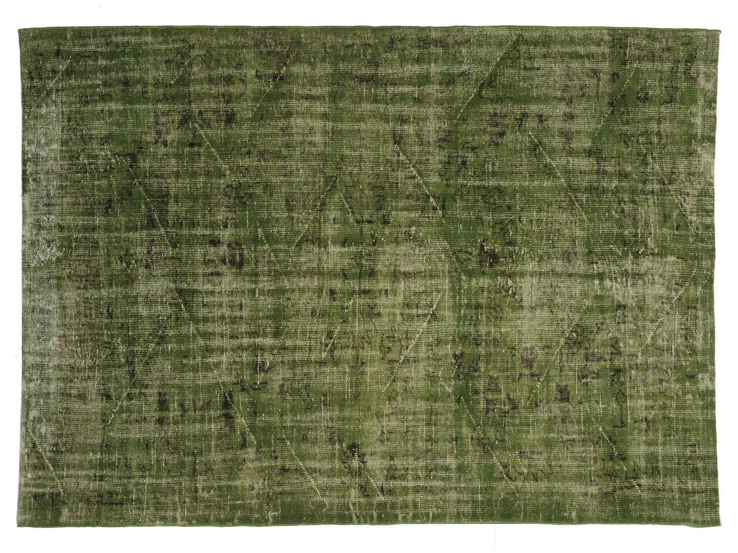 Solid color handmade rug old groupie collection by sirecom - Sirecom tappeti ...