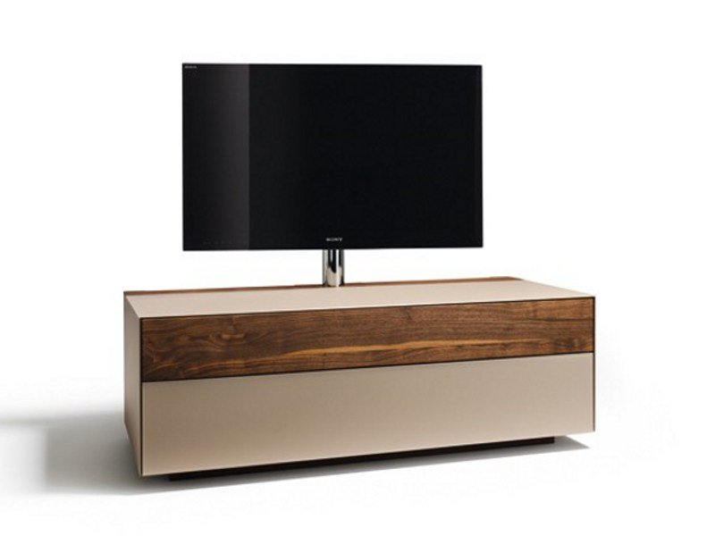 tv lowboard holz glas. Black Bedroom Furniture Sets. Home Design Ideas