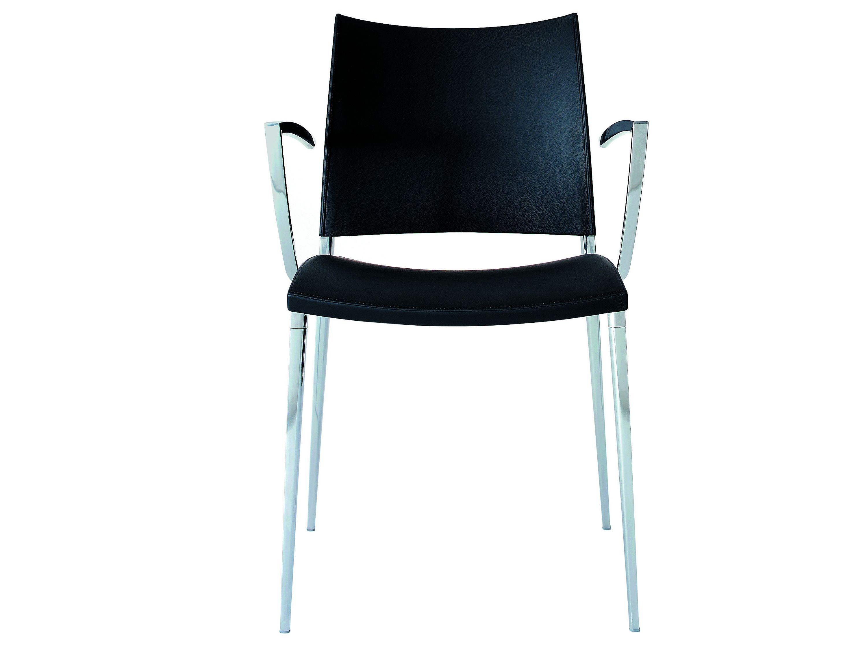 Chaise en polypropyl ne avec accoudoirs sand chaise de conf rence collection sand by desalto - Chaise en polypropylene ...