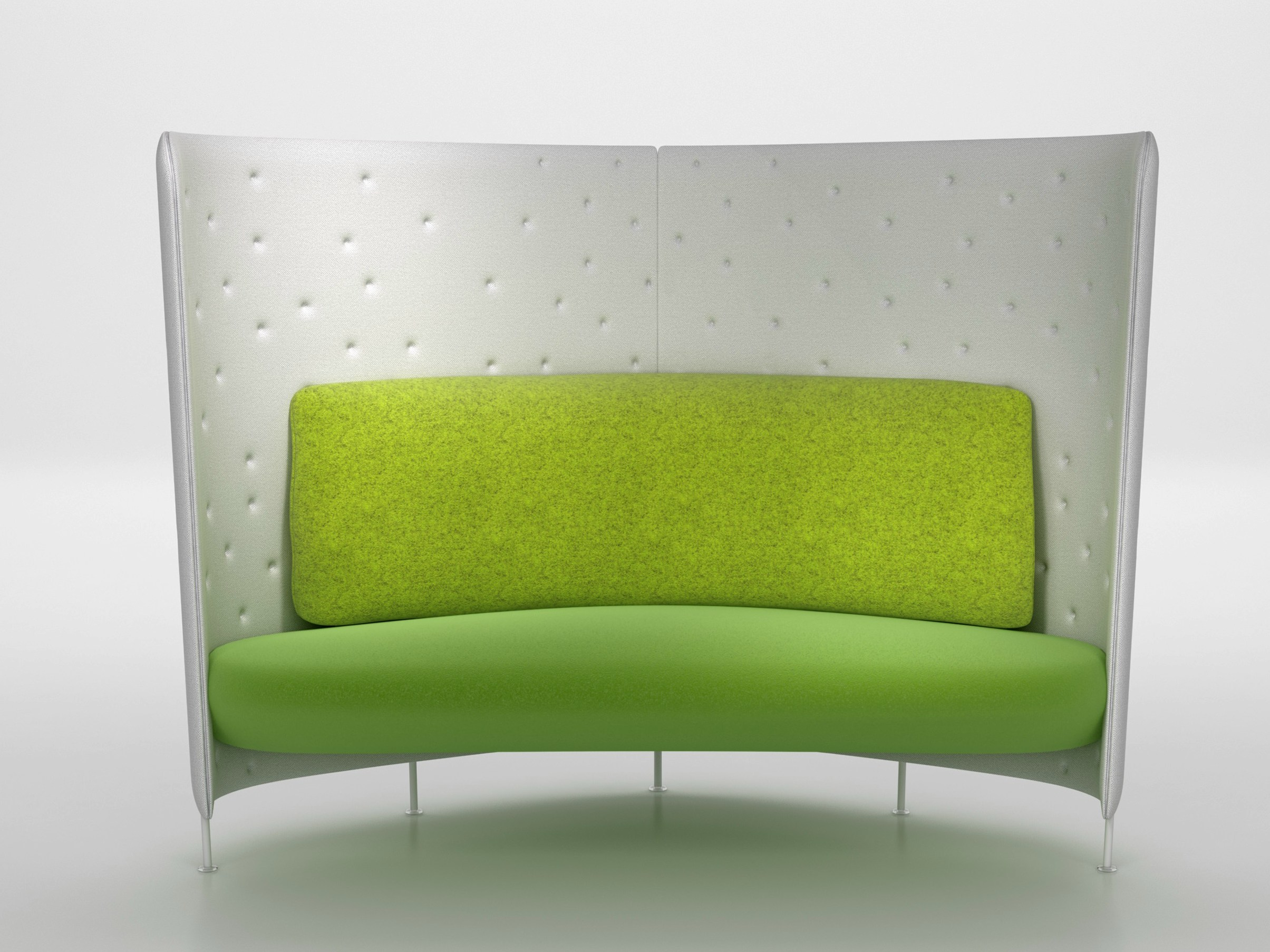 petit canap mono twin by segis design bartoli design. Black Bedroom Furniture Sets. Home Design Ideas