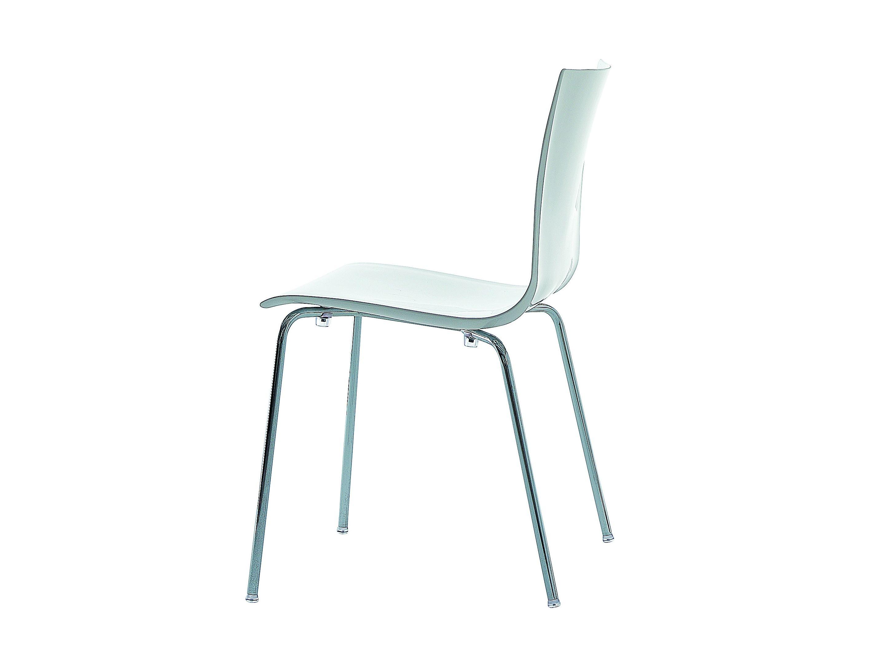 wok chaise d 39 accueil by desalto design claudio dondoli marco pocci. Black Bedroom Furniture Sets. Home Design Ideas