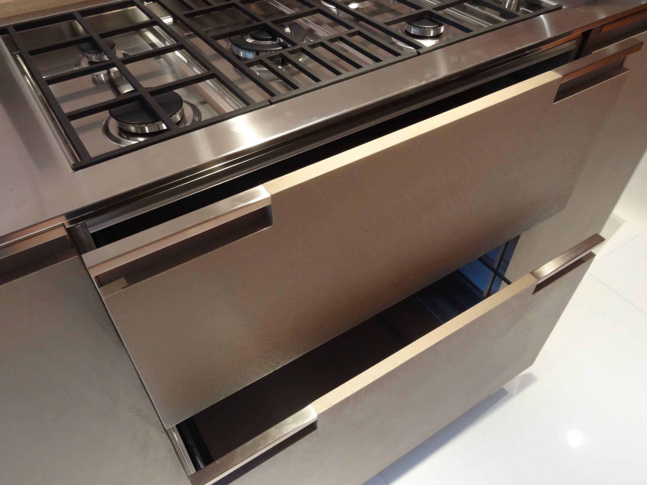 NOBLESSE Cucina In MDF By Aster Cucine Design Lorenzo Granocchia #273C5D 2206 1654 Ante Cucina Disegnate
