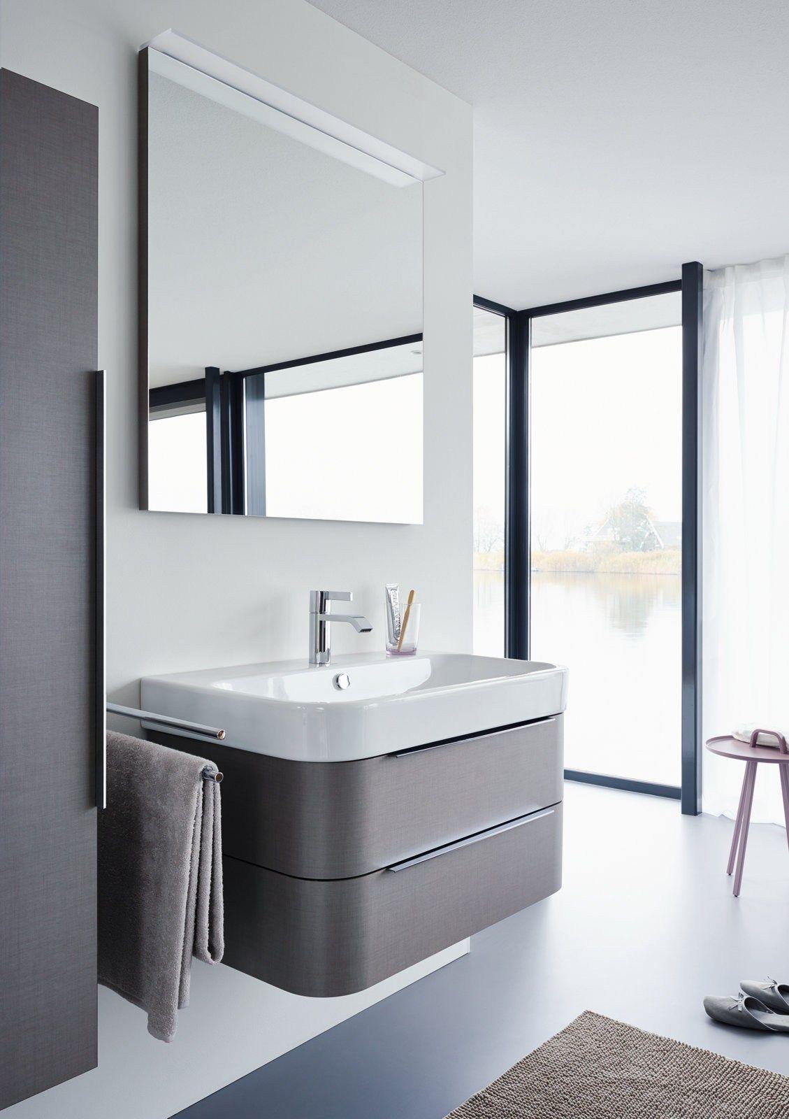 HAPPY D2 Miroir pour salle de bain by DURAVIT Italia