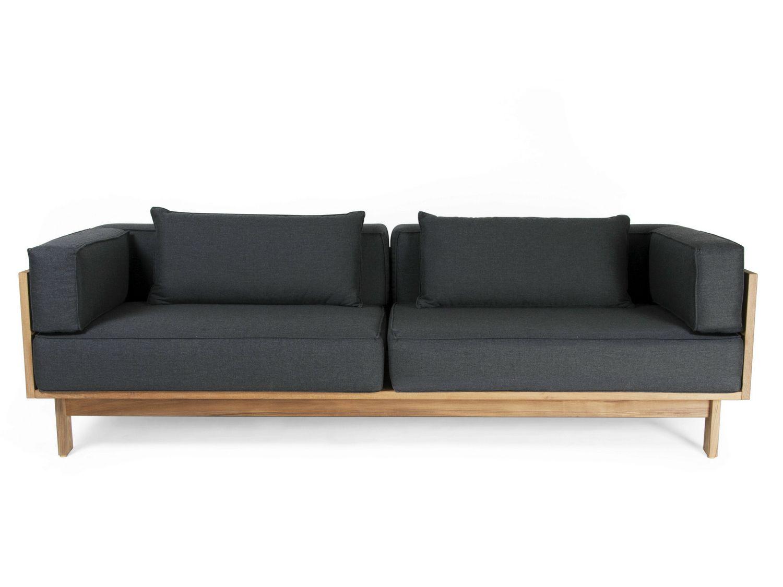 Falsterbo 3 Seater Garden Sofa By Skargaarden Design Carl J Gnefelt Joacim Wahlstr M