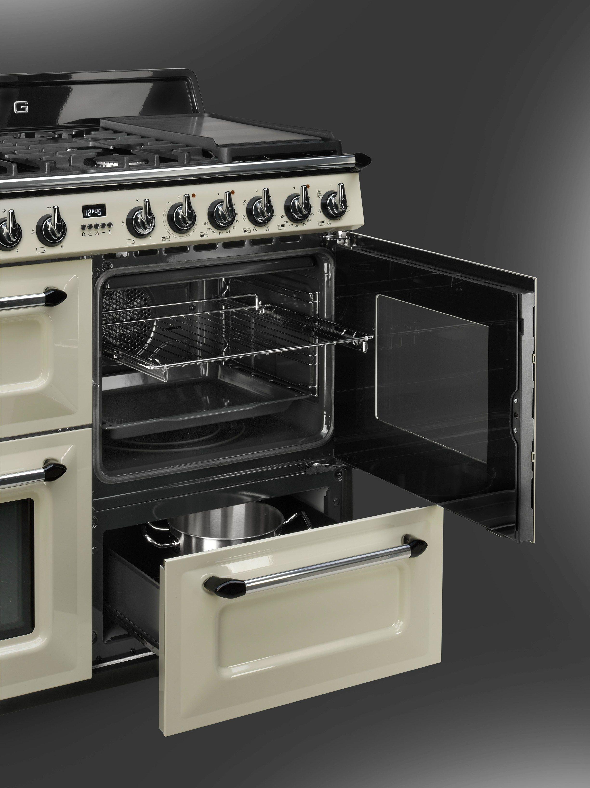 Victoria cucina a libera installazione by smeg for Cucina libera installazione
