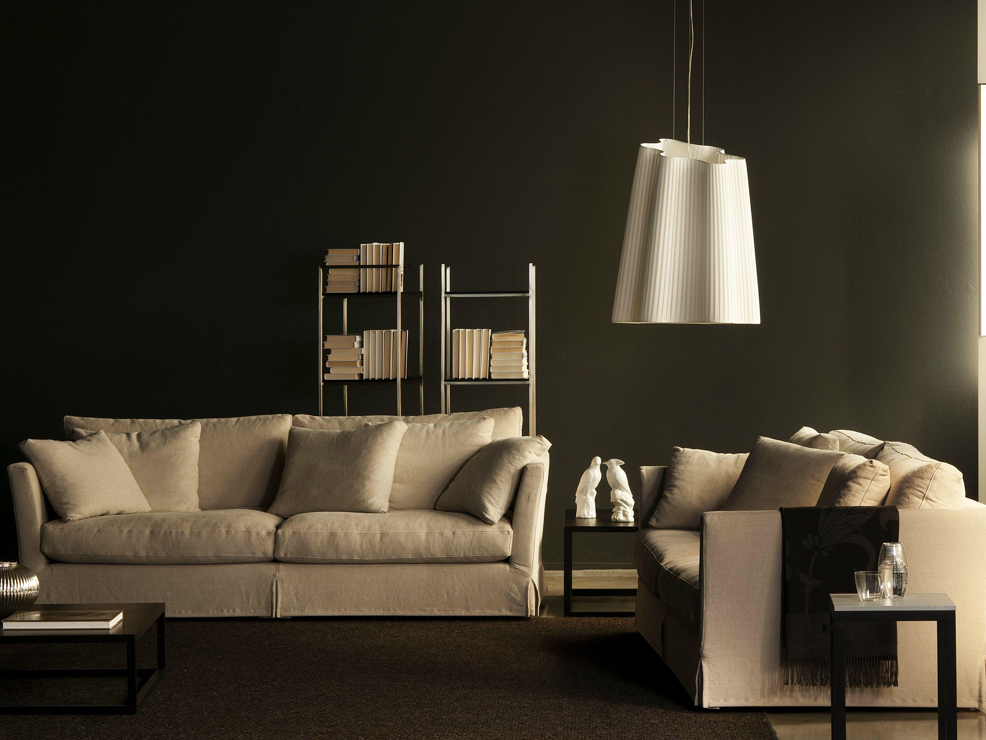Sof composable modular de tela bellagio by giulio marelli for Sofa modular tela