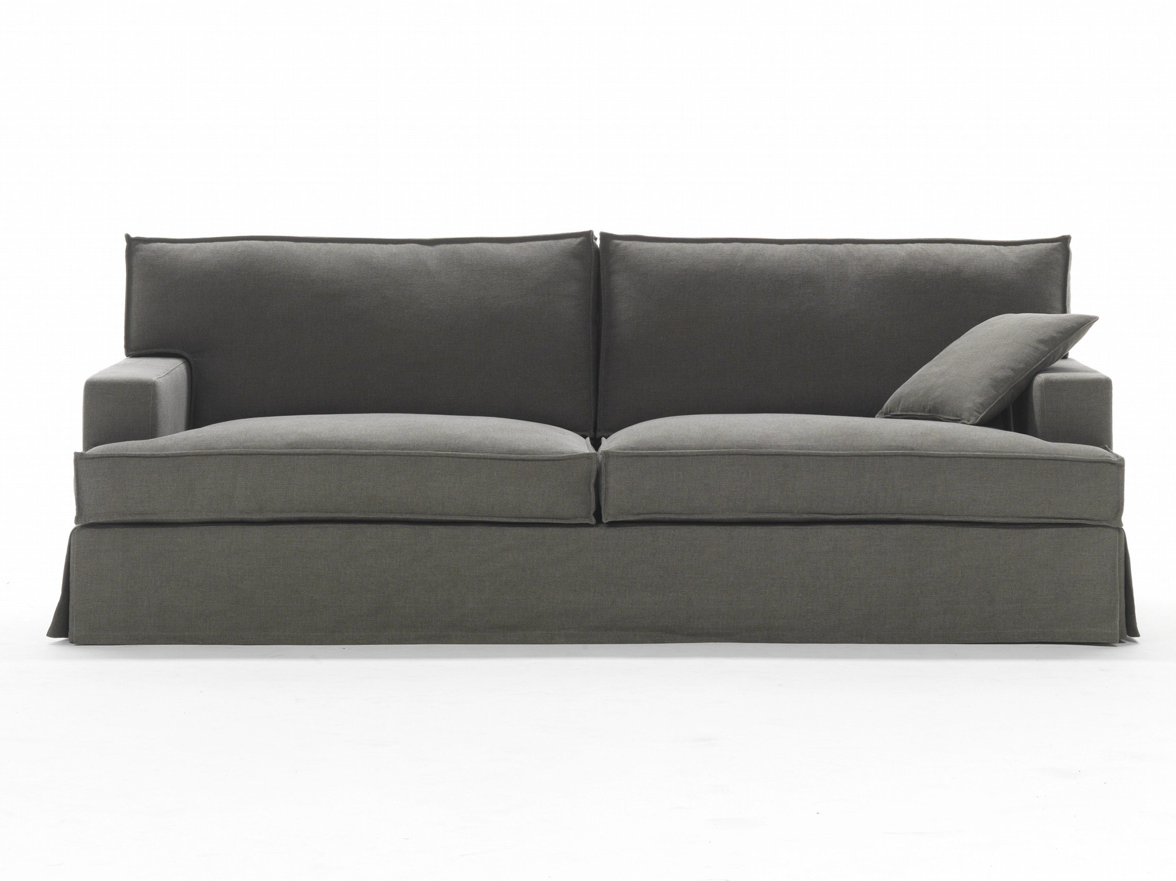 sectional sofa with removable covers   3 seater fabric sofa with removable cover GRACE by Giulio ...
