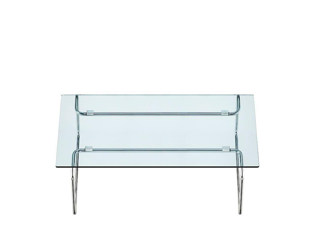 Path Rectangular Coffee Table By Sitland Design Fiorenzo