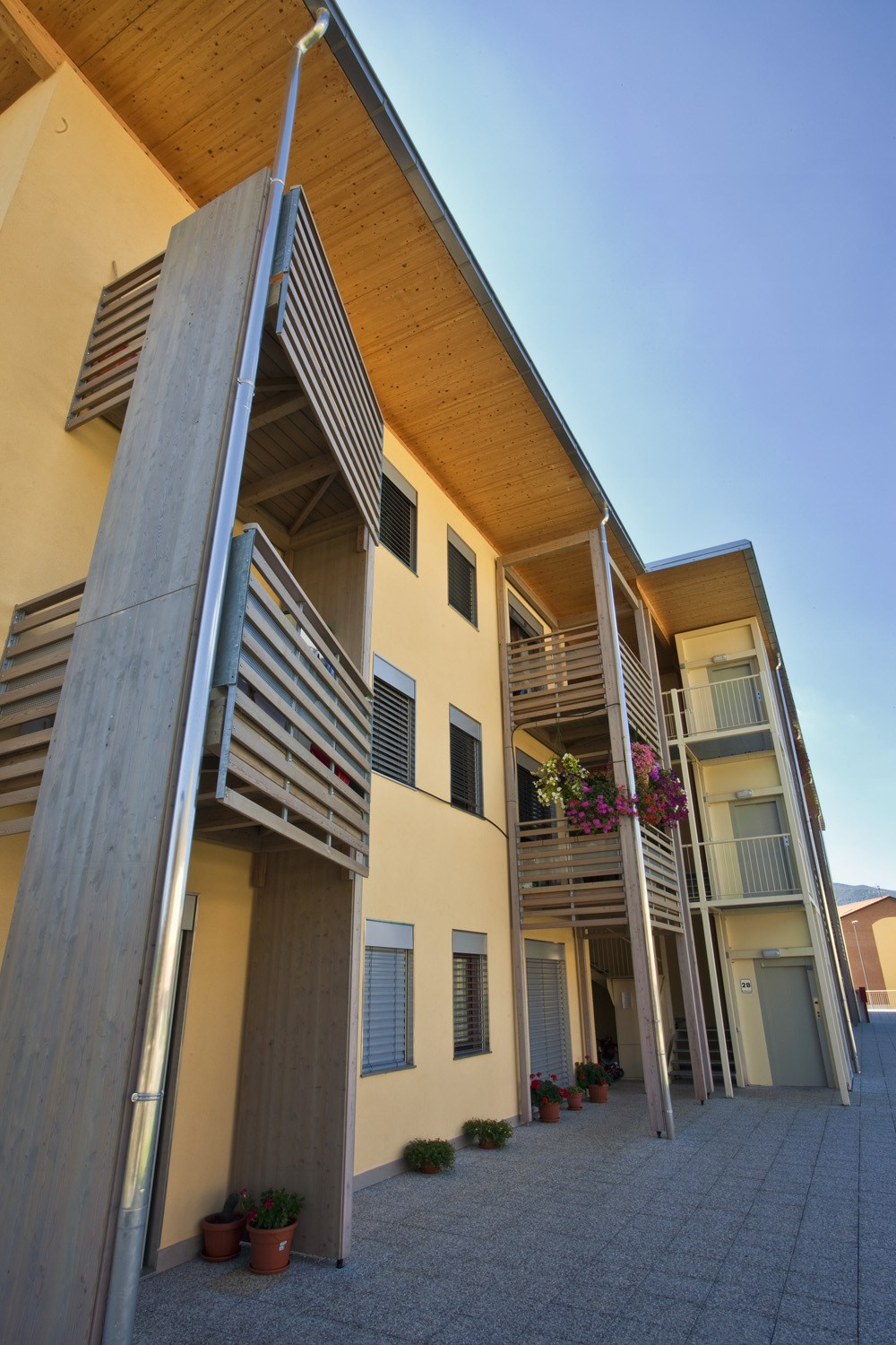 Integrated Timber Structural System Integrated Timber