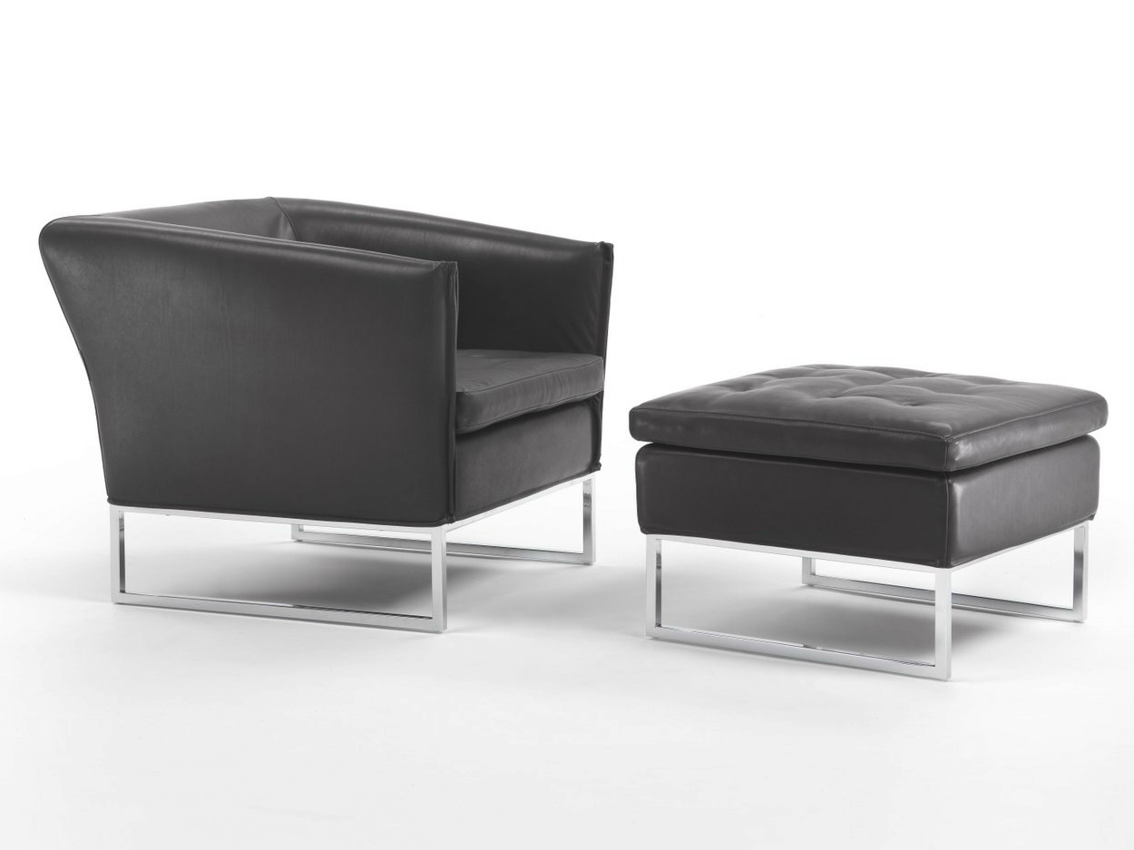 DAMA Pouf by Giulio Marelli Italia design Hanneke Huisman