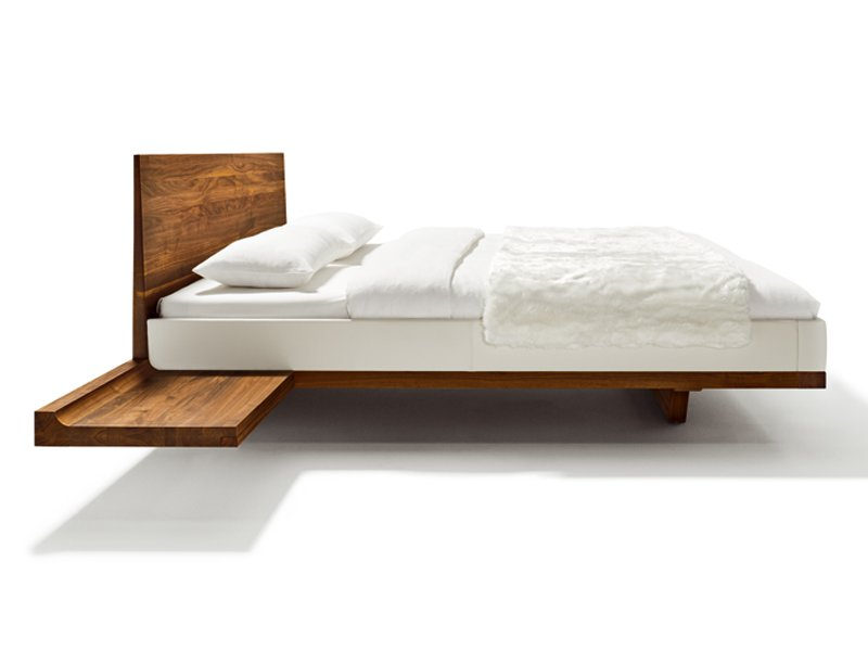 Double Lit En Bois : Team 7 Bed Riletto