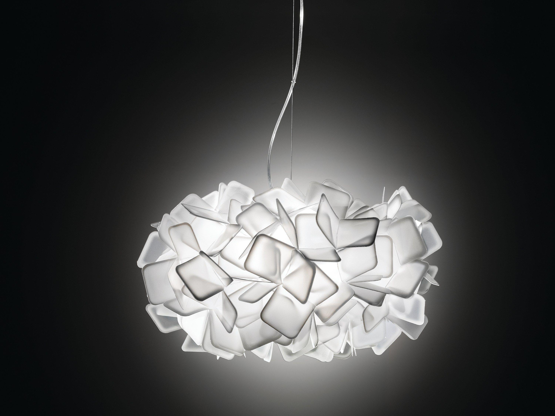 CLIZIA Pendelleuchte by Slamp Design Adriano Rachele