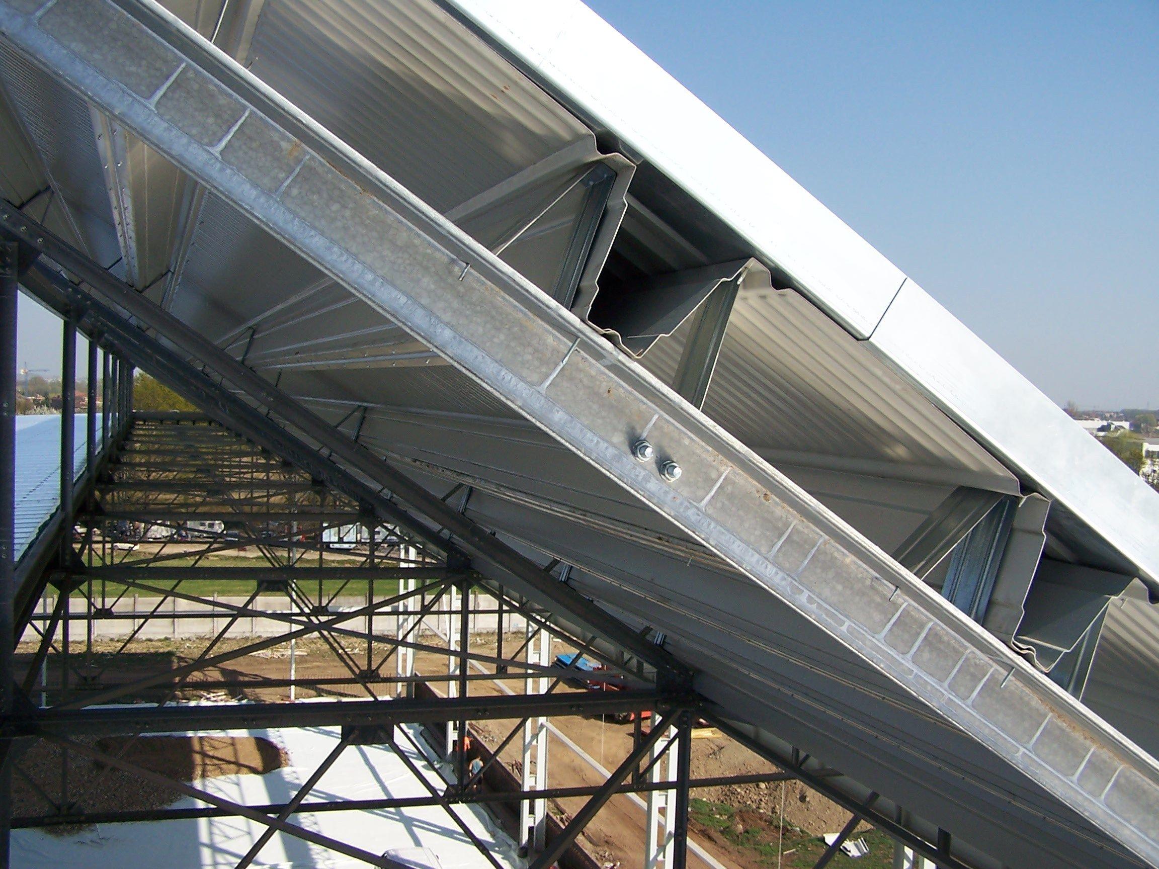 钢结构建筑系统 建筑金属结构